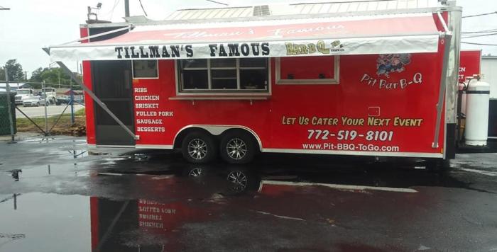 Tillman's Famous Barbeque fort pierce