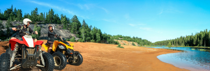 where are the best ATV trails near me