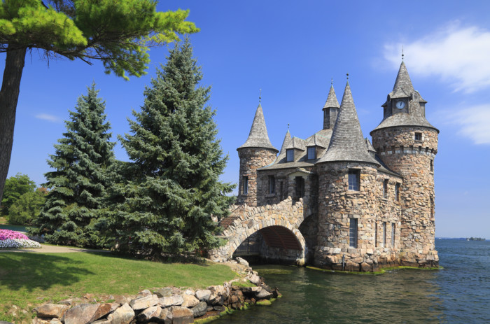 Boldt Castle top things to do in Thousand Islands NY