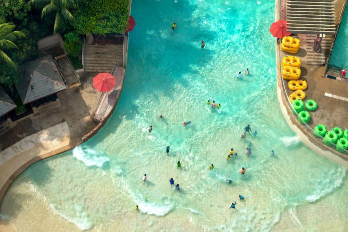 las vegas waterparks