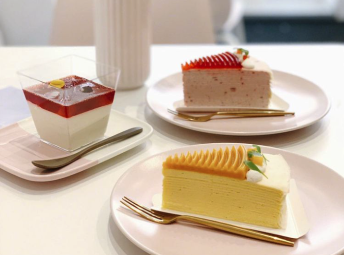 the best desserts in london