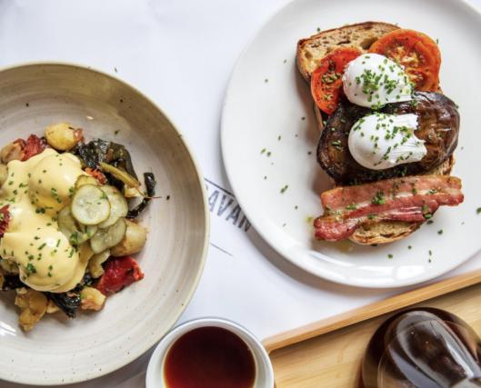 the best breakfast places in London