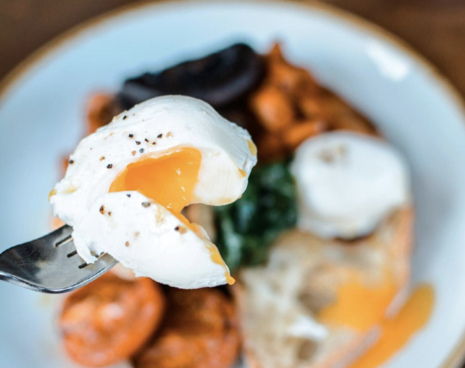 top breakfast places in london