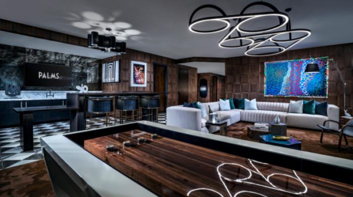 las vegas penthouse suites the palms casino