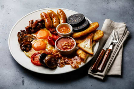 best breakfast places in london