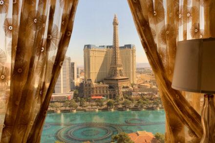 The best penthouse suites in Las Vegas