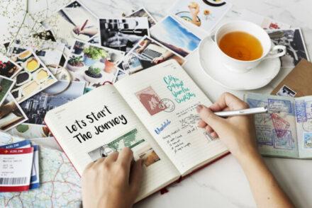 travel bullet journal