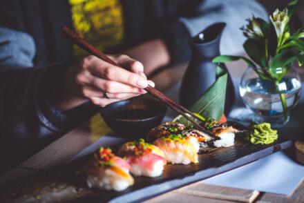 the best sushi in las vegas