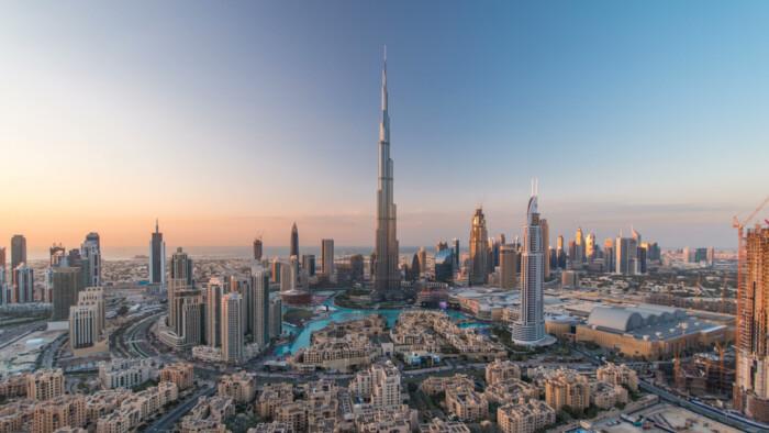 Is Dubai a country?