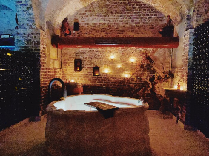 Aire Ancient Baths in London