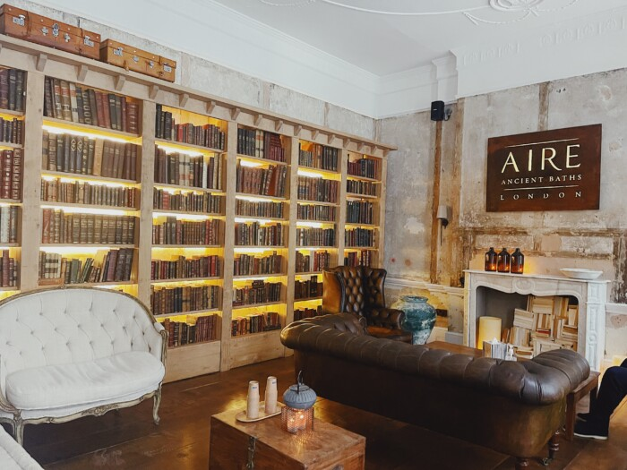 Aire Spa london