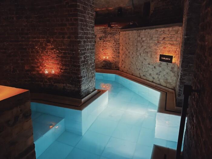 Aire baths london