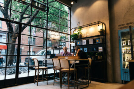 places to work remotely in NYC
