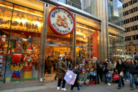 best toy stores in NYC