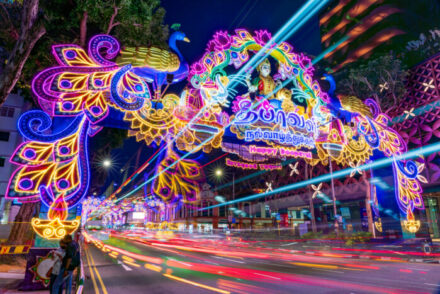 best places to celebrate Diwali in Singapore
