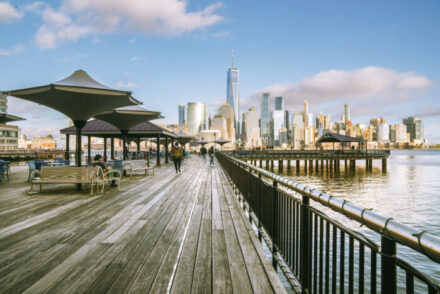 New Jersey restaurants with a view of NYC