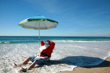 christmas in florida