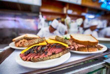 the best deli in NYC
