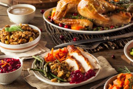 restaurants open on Thanksgiving in Orlando