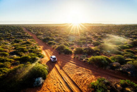 Australian outback safety tips