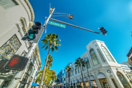 sightseeing in LA