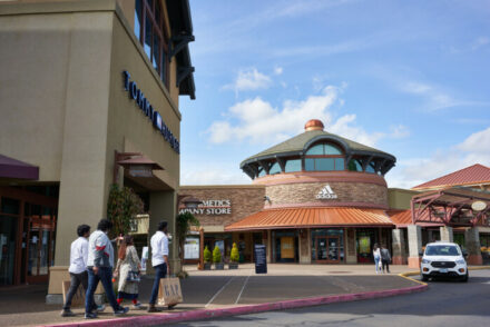 the best outlet malls in Oregon
