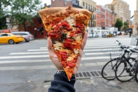 the best pizza in New York City