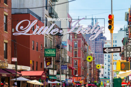 places to eat in Little Italy NYC