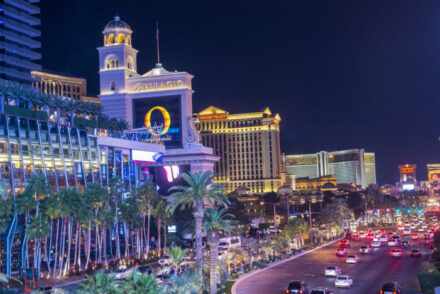 Las Vegas weather in January