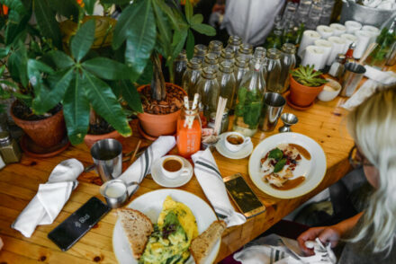 the best brunch in NYC