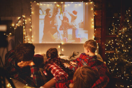 Christmas Movies in New York