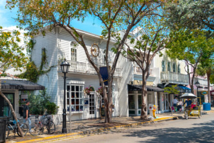 beautiful old towns in Florida